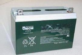 UNION友联MX121200 12V120AH太阳能直流屏UPS/EPS电源 铅酸蓄电池