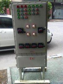 安徽合肥IIC級防爆鋼板箱按圖加工