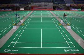 南宁 塑胶羽毛球场 室内PVC羽毛球场 塑胶运动场地
