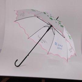广告直柄伞