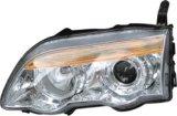 供應雙色模車燈燈罩模具