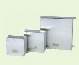ATEX防爆箱BXT-S不锈钢防爆箱壳体