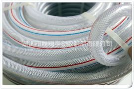 耐寒无毒PVC纤维增强软管,网纹管,塑料软管,排水管