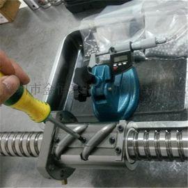 快速丝杆维修深圳 松岗滚珠丝杆维修 THK精密研磨丝杠维修