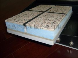 青岛祥凯1300保温装饰一体板油漆喷涂设备
