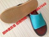 真皮皮拖鞋家居家房間夏季純牛皮涼拖鞋情侶男女地板涼鞋防滑
