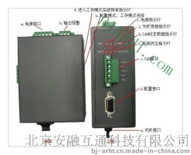 CAN光纤转换器协议转换器