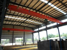 厂家提供维修车间用优质16吨单梁行车