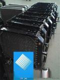 福建龍工壓路機LG520B上柴發動機水箱散熱器配件