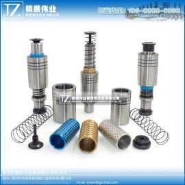 精展伟业精密模具配件TRP/SRP外导柱组件系列导柱导套