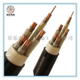 章乐牌 XLPE交联耐火电缆, PVC绝缘电线电缆 YJV