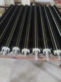 长期供应尼龙丝毛刷辊 毛刷辊厂家 植毛尼龙丝毛刷辊