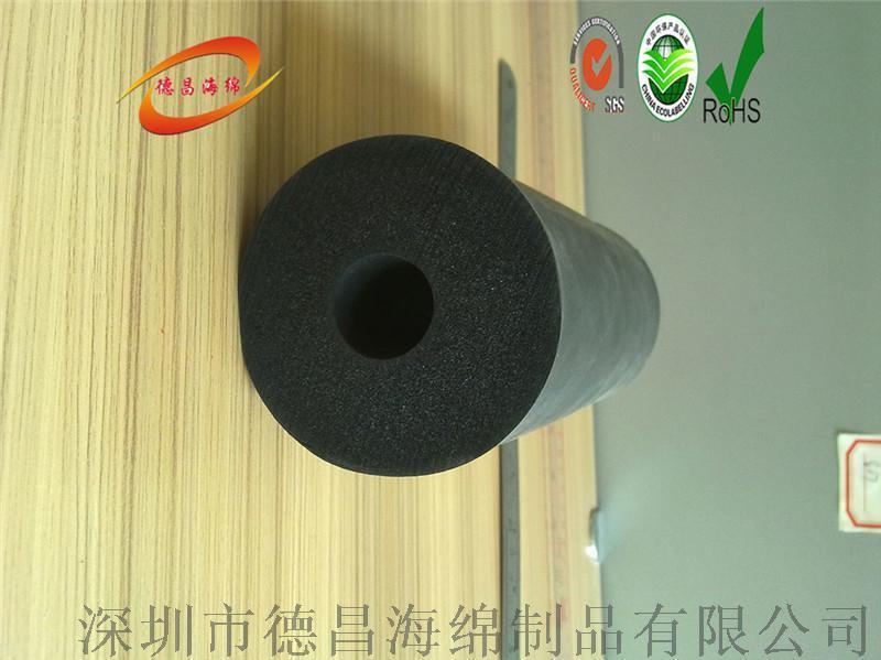 供应 橡塑海绵保温管 防火 橡胶保温隔热管 地暖保管板  阻燃保温管