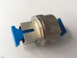 深圳毅宏光通信SC型光纤衰减器机械可调式光纤衰减器0-30DB