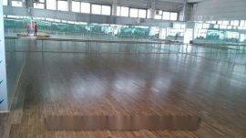 篮球场地木地板,