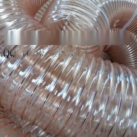 TPU钢丝增强管 钢丝伸缩管价格 钢丝伸缩软管厂家