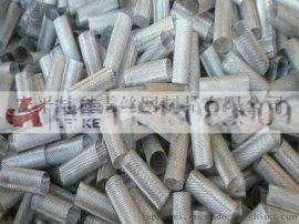 厂家热销菱形孔过滤网筒/拉伸网滤筒/不锈钢散热用过滤网筒