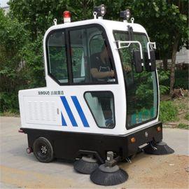 山东小林XLS-1900驾驶式电动扫地车