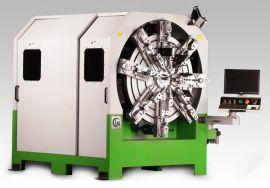 东莞神特ST60-12R数控多功能无凸轮弹簧机械