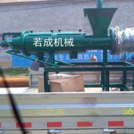 鸡粪脱水机鸡粪固液分离机干湿分离机粪便处理机