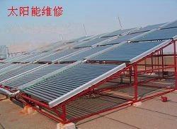 专业太阳能集热水系统空气能热水工程安装队伍