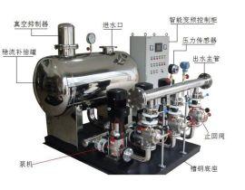 无负压变频供水设备 不锈钢无负压变频供应**供水设备
