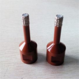 真空钎焊M14钻头 瓷砖石材打孔钻