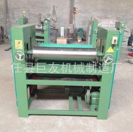 热压自动涂胶机木工机械板式平面涂胶机