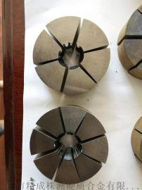 五金模具加工订做硬质合金钨钢分瓣模具