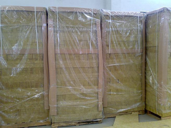 樱花岩棉,彩钢板保温芯材