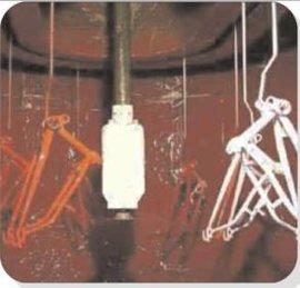 静电DISK涂装机/静电喷漆机/自动喷涂机/升降喷漆机
