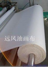 济南高光化纤防水油画布
