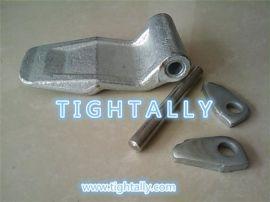 标准集装箱铸钢锻钢门铰链