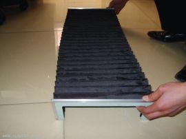 石材机械风琴防护罩