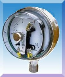 抗振磁敏电接点压力表YXH-100/YXH-150-Z