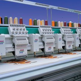 TCMX系列电脑绣花机