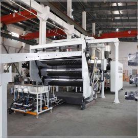 PC板材生产线