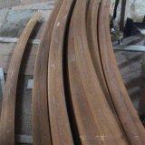 走道裝飾熱轉印木紋鋁方通吊頂 鋁方通幕牆定製