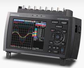 高速全隔离8通道数据记录仪(GL900)