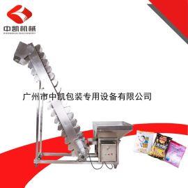 广州中凯直销(面粉、豆粉等粉状类物料)螺旋式物料提升机