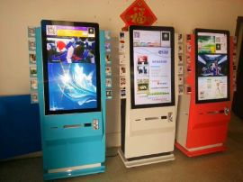 希宇科技微信照片打印广告机礼品机摇奖机