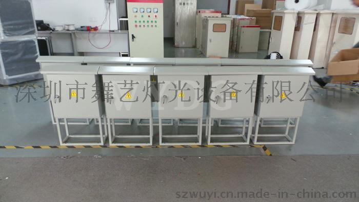 建築工程不鏽鋼戶外防水照明配電箱