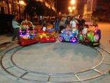 陝西室外兒童遊樂設備電動軌道小火車價格
