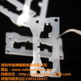 透明带孔硅胶密封垫  深圳厂家定制硅胶密封垫