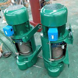 门式起重机电动葫芦 5t6m电动葫芦 工字梁轨道电动葫芦 CDMD单双速运行电动葫芦