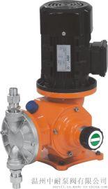 中耐DJZ型隔膜计量泵