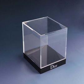 亚克力方形透明罩模型手办珠宝加工定做