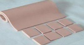 供应 高导热硅胶片 导热硅胶 导热系数5w 可定制模切成型价格