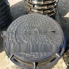 济宁球墨铸铁井盖 圆形铸铁井盖厂家