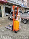 东莞半自动堆高车 半电动堆高车